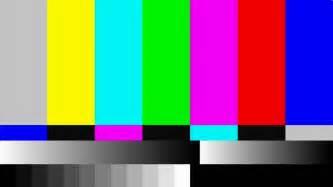 color tv broadcast 4k 4096x2304 static tv color bar test pattern stock