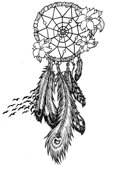 dream catcher tattoo eagle native american eagle dreamcatcher tattoo on arm
