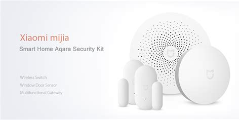 Xiaomi Smarthome Kit Smart Device Set xiaomi soul of tech sale at gearbest home theatre