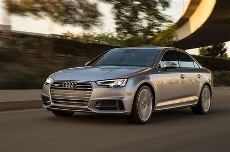 audi a4 2017 2017 audi a4 reviews and rating motor trend