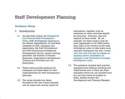 staffing plans template 12 staffing plan templates free sle exle format