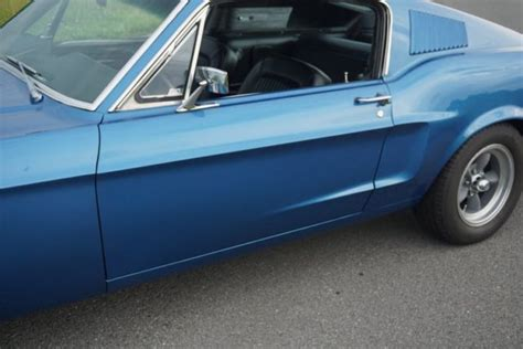 Mustang Automatic S by 1968 Mustang Fastback Big Block Automatic Restored For