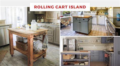 kitchen island cart ideas 65 best kitchen island ideas for 2018