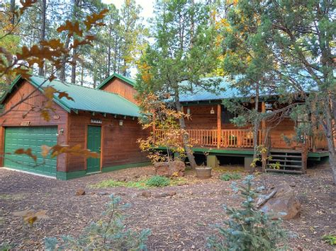 Pinetop Az Cabin Rentals by Country Mountain Cabin White Mountain Cabin Rentals