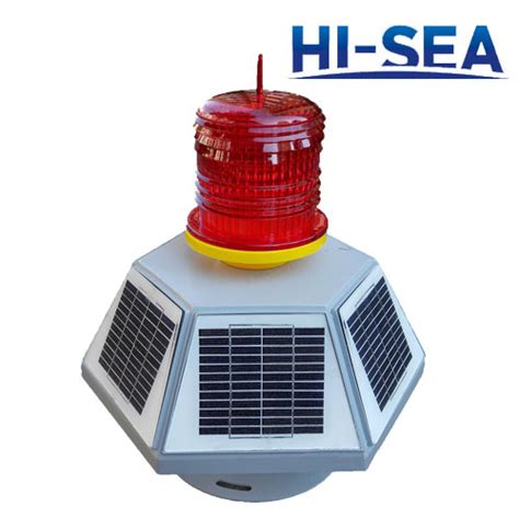 Solar Marine Navigation Light Supplier China Navigation Marine Solar Lights