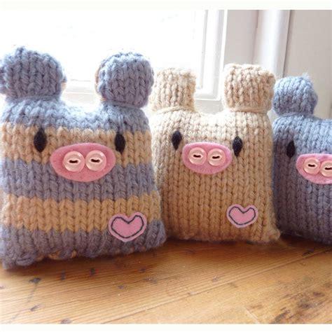 knit kit three pigs knit kit by gift knitting kits
