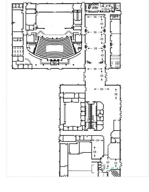 cultural center floor plan floor plan four rivers cultural center