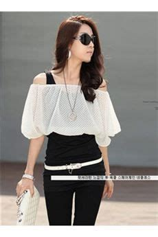 moda blusas flats de moda 2016 6 ropa coreana juvenil moda pinterest sleeve polka