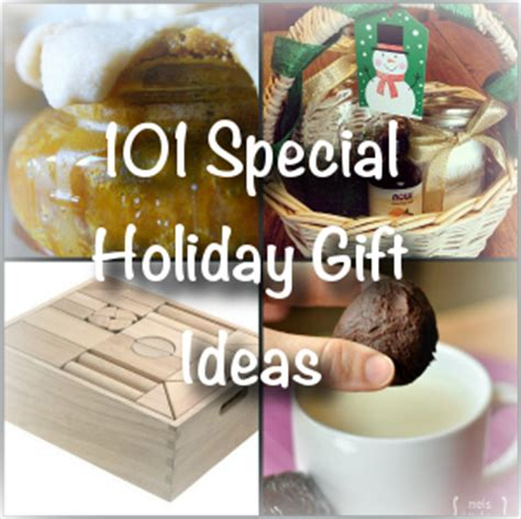 special gift ideas natural thrifty