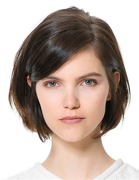 short hairstyle with straight horizontal cut on ears 894 best images about hairstyles haircuts and haircolor