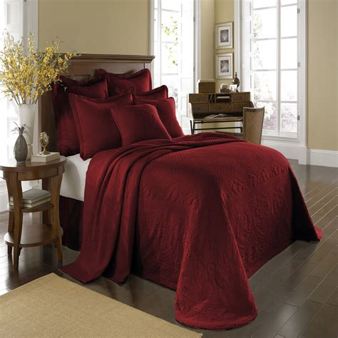 King Bed Coverlet Historic Charleston King Charles Matelasse Collection