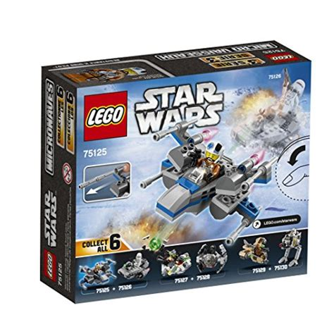Lego Wars 75125 lego wars resistance x wing fighter tm 75125