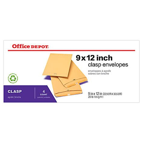 All Office Depot Brand Boxes Office Depot Brand Corrugated Cartons 22 X 14 X 14 Kraft Pac On Office Depot Envelope Templates