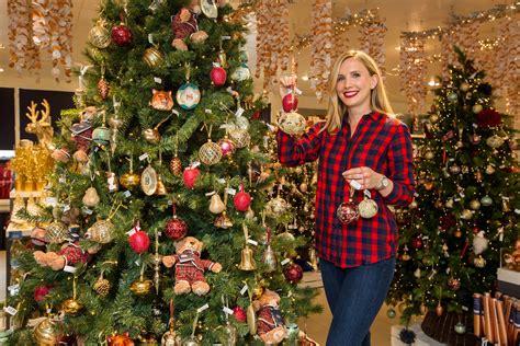 christmas  john lewis launch   tree decorating