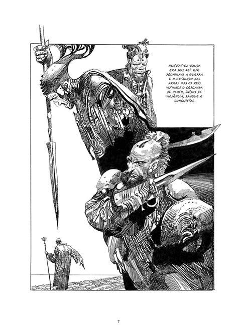Segundo volume de Sharaz-De, de Sergio Toppi, em pré-venda