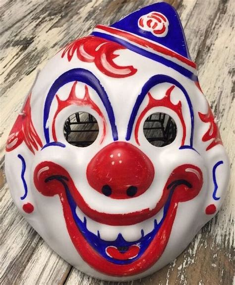 How To Make A Clown Mask Out Of Paper - ebay find of the week michael myers clown mask
