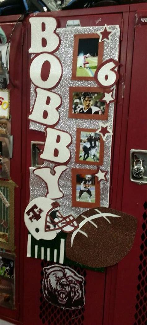 Football Locker Decorations by 25 Best Ideas About Locker Room Decorations On
