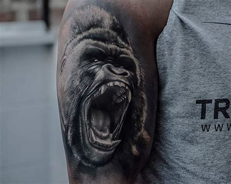 gorilla tattoos tattoo collections
