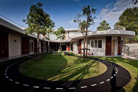design house international kensington international kindergarten plan architect