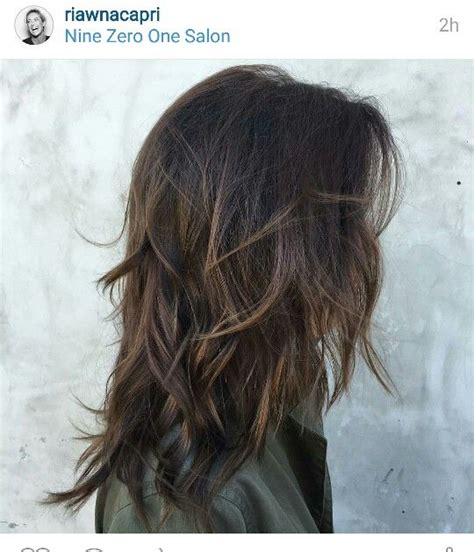 images front and back choppy med lengh hairstyles best 25 medium choppy hair ideas on pinterest medium