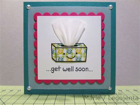Handmade Get Well Soon Cards - 17 best images about cards get well soon on