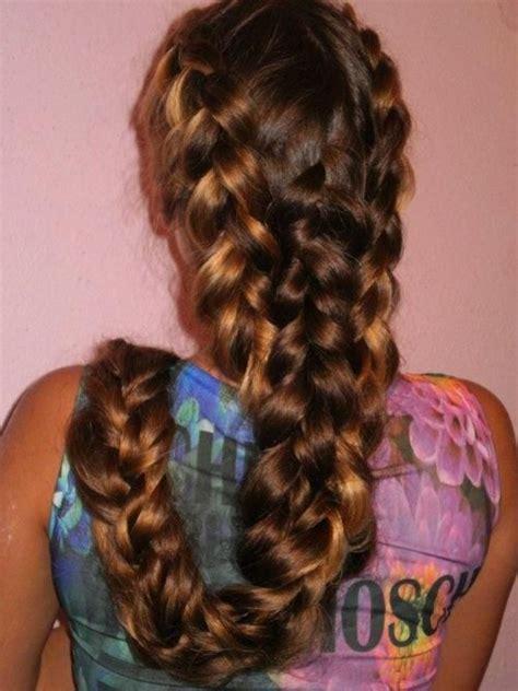 braiding thick hair best 20 thick braid ideas on pinterest braids tutorial