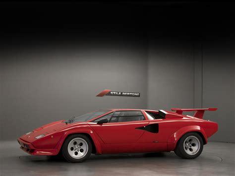 Lamborghini Countach Lp5000s Lamborghini Countach Lp5000s Qv Slideshow Autoviva