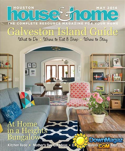 houston home design magazine houston house home may 2014 187 download pdf magazines
