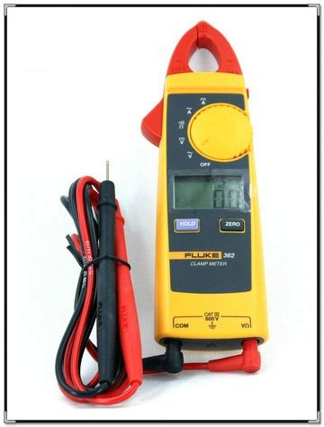Cl Meter Fluke original fluke 362 digital detachable jaw true rms ac dc cl meter expreso shop