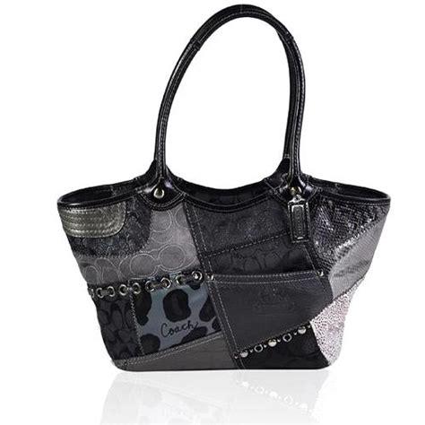 Would You Wear This Coach Bleecker Patchwork Handbag by Coach Bleecker Signature Tonal Patchwork Tote