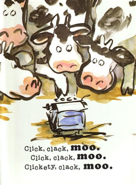 click clack moo i you a click clack book books gratz industries the great picture book culling day 4