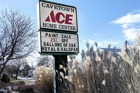 cavetown ace home center closing local news