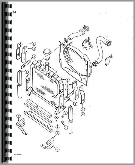 ih parts diagrams ih 485 steering diagram get free image about