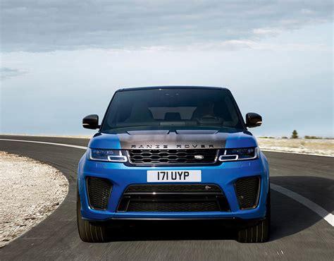 range rover svr engine range rover sport svr 2018 new car specs design and