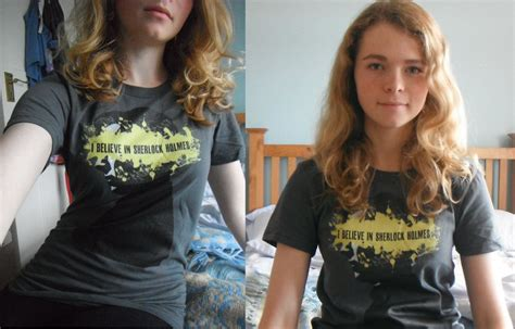 T Shirt Sherlock Anime my sherlock t shirt by chibianimegirlroxas on deviantart