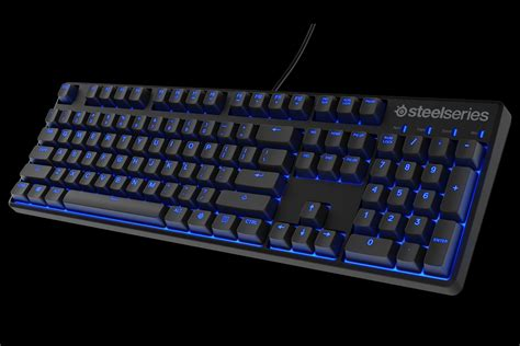 Keyboard Steelseries new steelseries tournament focused keyboard has cherry mx switches costs a mere 100