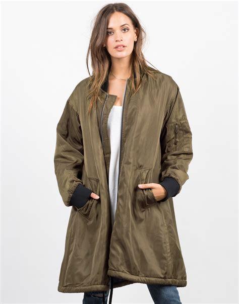 Jaket Overside Dropshoulder Neck Zipper bomber jacket oversize jacket womens outerwear