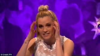 celebrity juice last week ashley roberts admits to having a sexual dream about harry