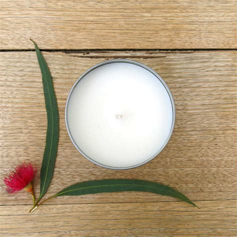 Handmade Soy Candles Australia - australian bush soy candles