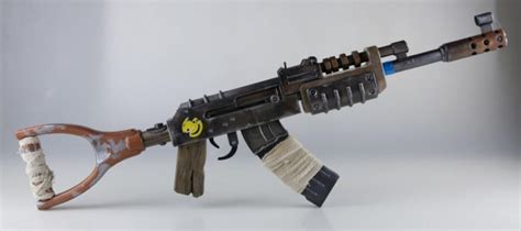 Rust Giveaway 2017 - craft an awesome weapon download 3d print your own ak 47 from rust 3dprint com