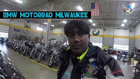 Bmw Motorrad Usa Watch by World Ride 2017 Ep 95 Bmw Motorrad Milwaukee Usa