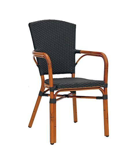 chaises exterieur m0253 fauteuil tress 233 le mobilier du pro