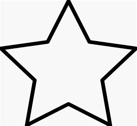 Printable Images Of A Star | coloring pictures of stars free coloring pictures