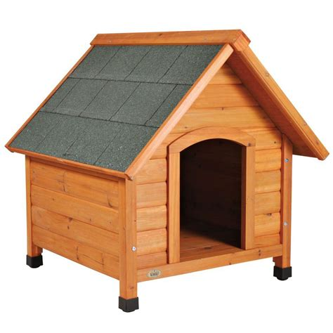 little dog house trixie log cabin dog house small 39530 the home depot