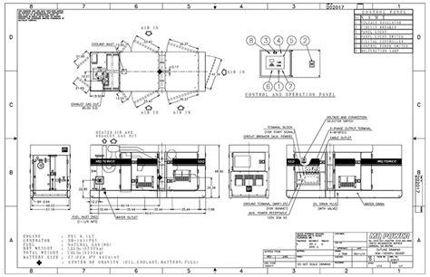 multiquip generator wiring diagram 28 images