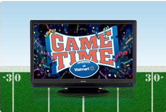 Walmart Gift Card Help - win a 50 walmart gift card to help with game time
