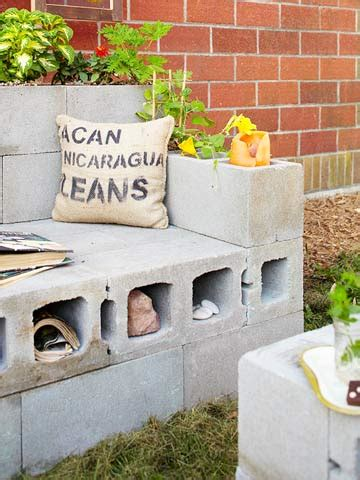 Thinking Blocks By Destyle Shop rethinking concrete 5 cinder block diy projects