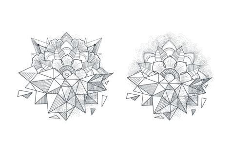 geometric round tattoo 9 best g e o m e t r i c images on pinterest geometric