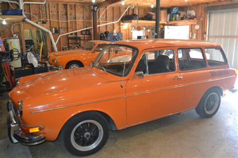 1972 Volkswagen Squareback by 1972 Vw Squareback Type Iii For Sale Photos Technical