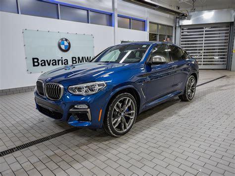 2019 Bmw Limited by New 2019 Bmw X4 M40i Coupe In Edmonton 19x43273 Bavaria Bmw